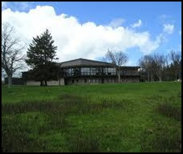 Big meadows visitor center
