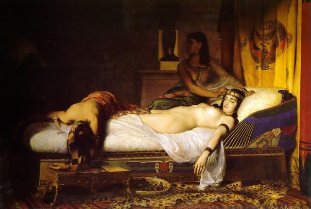 jean andre rixens - Muerte de Cleopatra.jpg