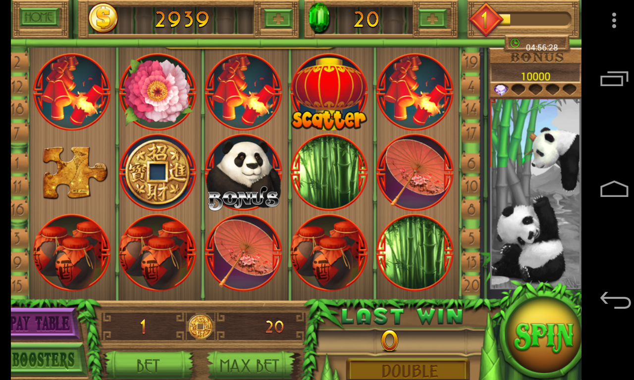 Panda Cash Slot - Read the Review and Play for Free