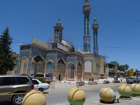 Imagini Liban: Moschee Baalbek