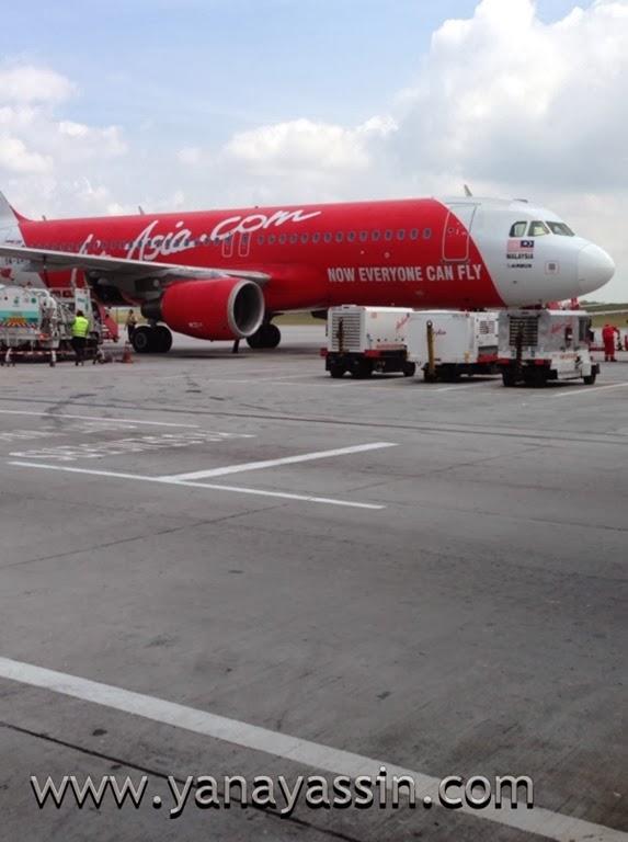 [Air Asia Blogger]