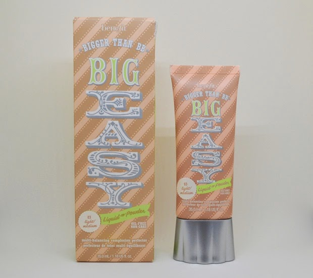 benefit cosmetics big easy