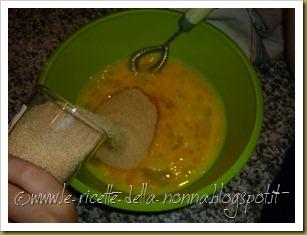 Torta di mele e pere con farina semintegrale e zucchero di canna (2)