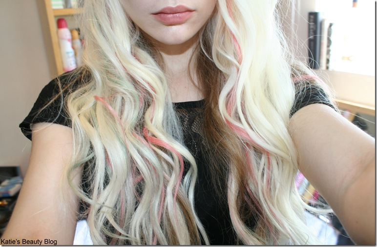 62533cc87379 The brand of hair extensions I used are called American Dream Extensions  and they come in a massive variety of colours, sizes – they even do  ombre-ed hair ...