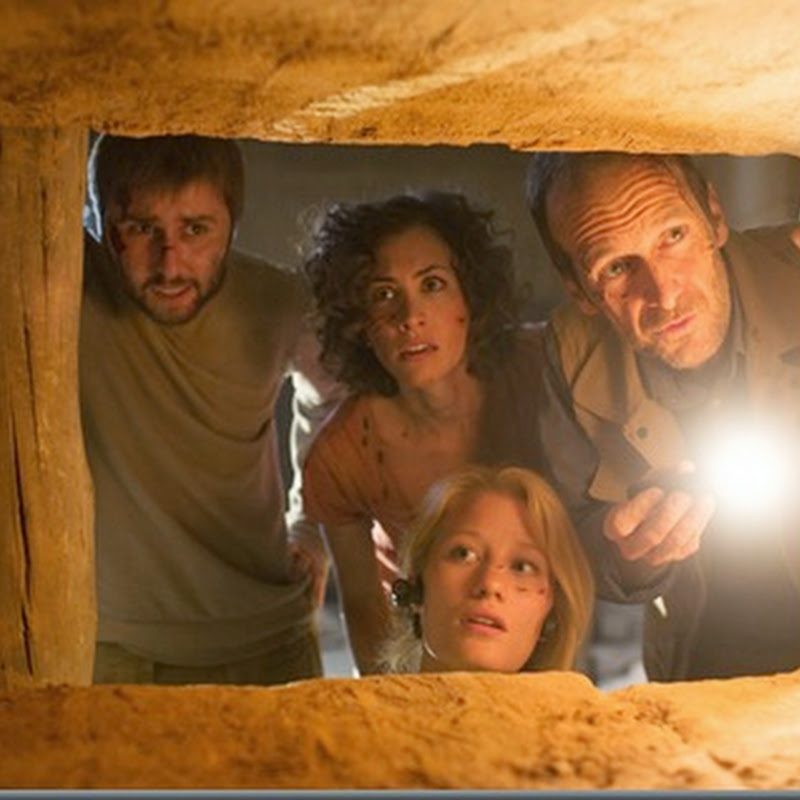 "Scientist's Discover Their Own Horror in ""The Pyramid"""