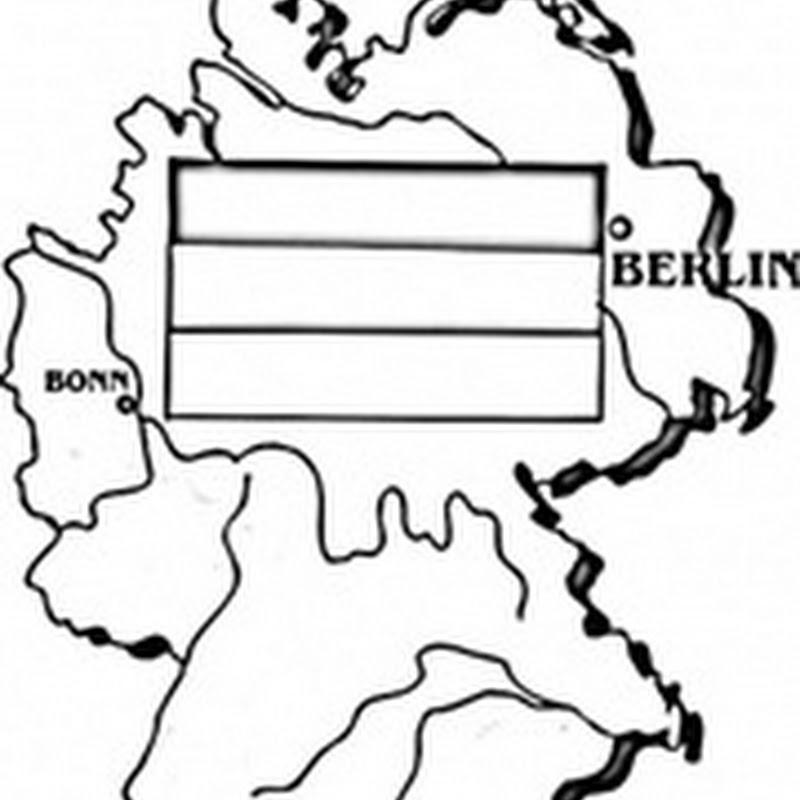dibujos para colorear de Alemania - Colorear dibujos infantiles