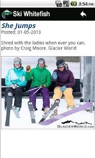 Ski Whitefish- screenshot thumbnail