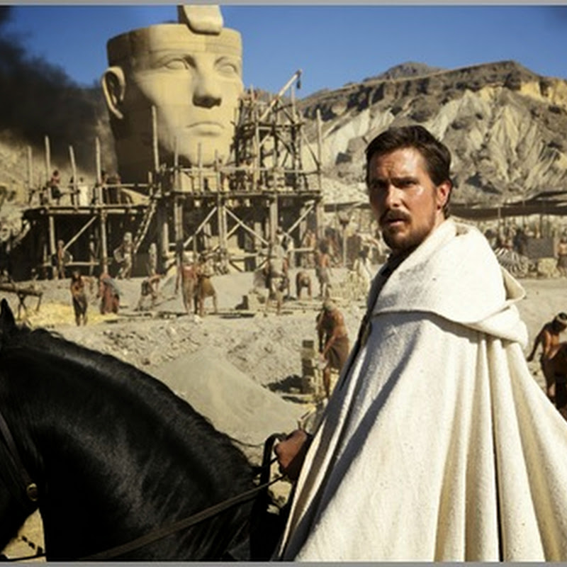 "First Look Photos Revealed: ""Exodus: Gods and Kings"""