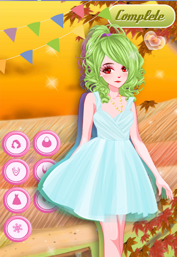 Fashion Style Queen Dress Up