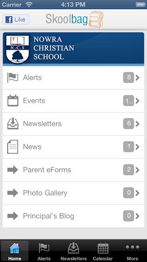 【免費教育App】Nowra Christian School-APP點子