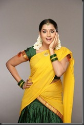 Remya Nambeesan Cute in Saree Photo Shoot Stills