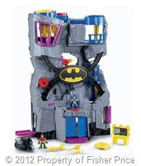 Imaginext DC Batcave