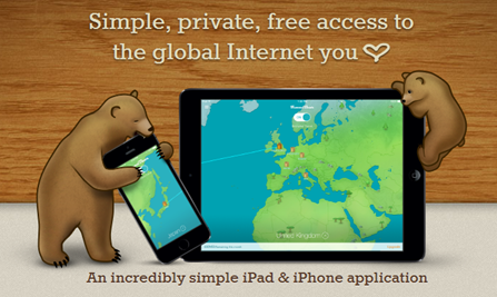 Access Blocked Website and Services from iOS, Android