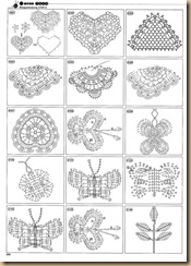 my own universe over 1400 crochet patterns for all : crochet diagrams - findchart.co
