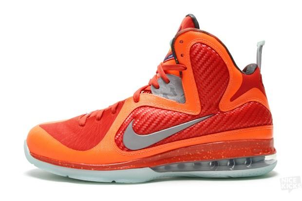 the best attitude aeb70 ec7cc Release Reminder Nike LeBron 9 8220Galaxy AllStar8221 ...