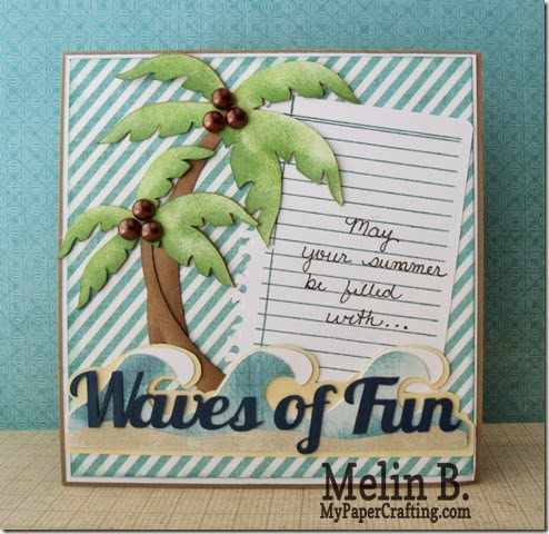waves of fun card-490