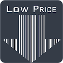 LowPrice lowest book price logo