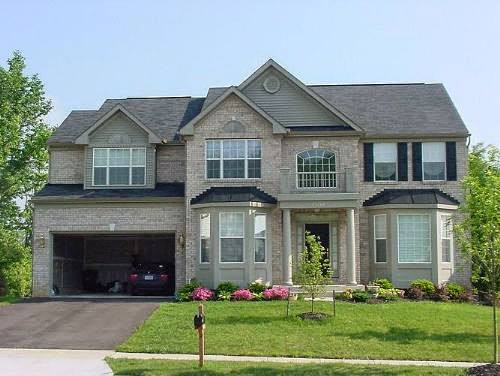 Exterior house color schemes - Popular exterior paint colors 2014 ...