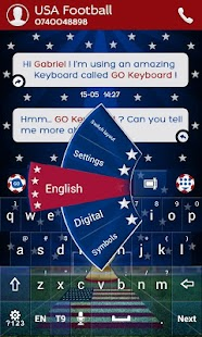 Soccer-USA-Keyboard-Theme 1