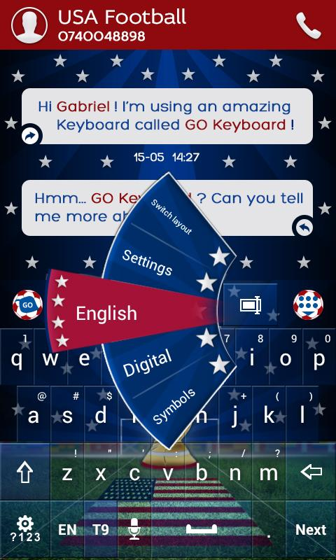 Soccer-USA-Keyboard-Theme 8