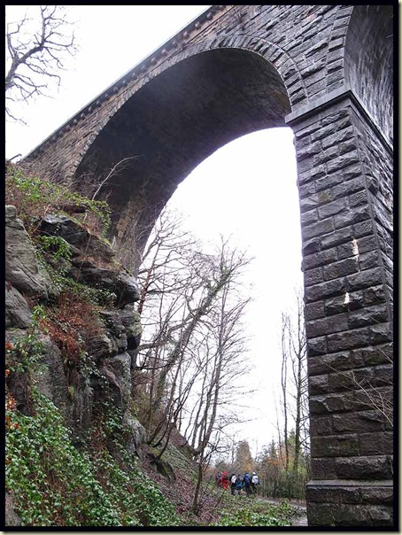 Viaduct at Hoghton
