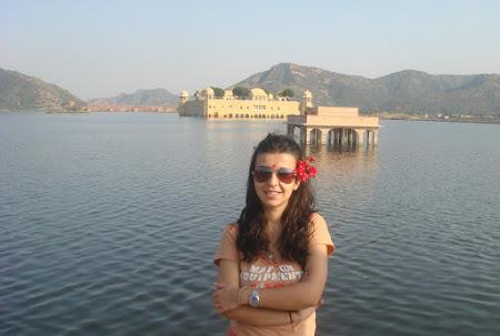 Obiective turistice India: Palatul Apei Jaipur