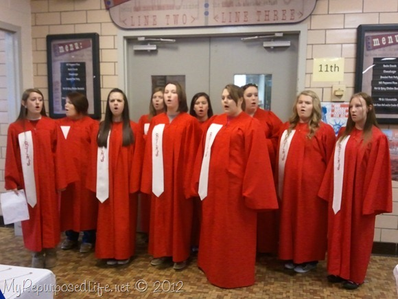 Butler High School Choir