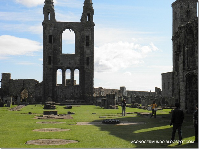 St. Andrews. Catedral-PA080435