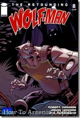 P00008 - The Astounding Wolf-Man #8