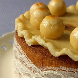 Simnel Eccles Cake