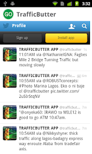 TrafficButter- screenshot thumbnail