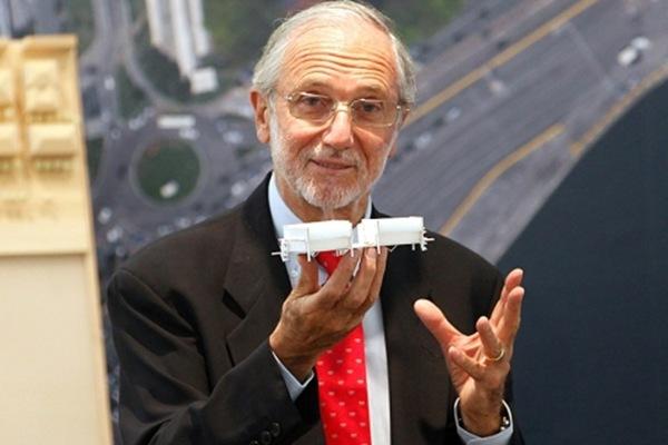 Arquitecto Famoso Renzo Piano