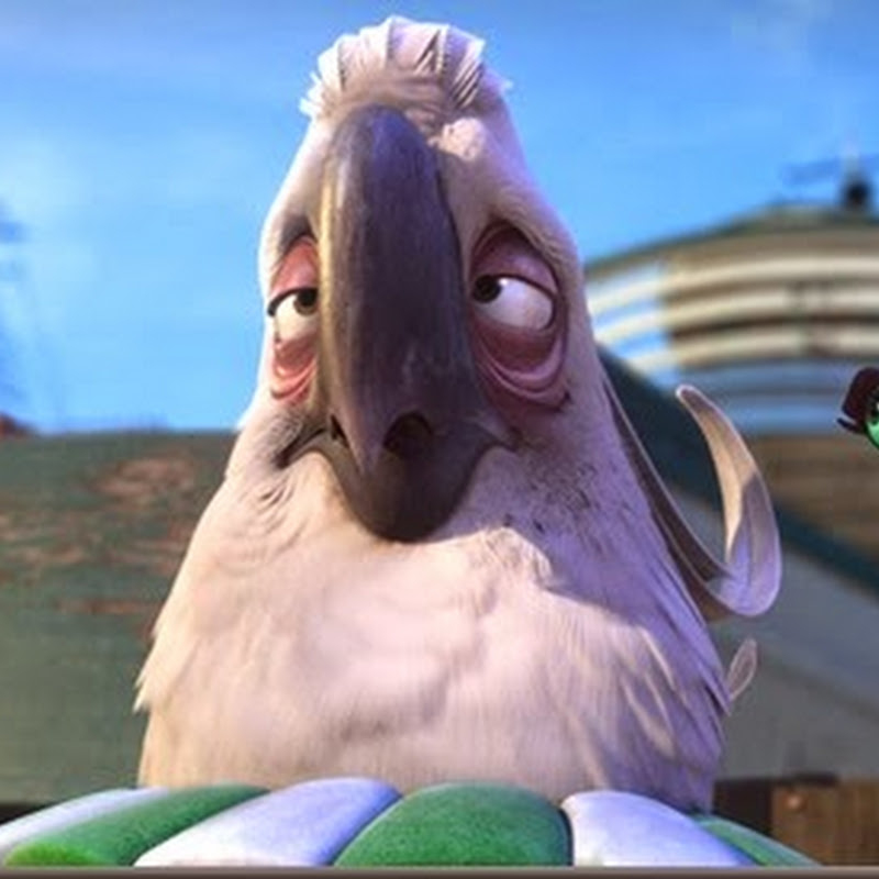 "Nigel and Gabi : Must See Duo in the Latest ""Rio 2"""