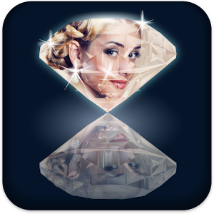 Diamond Mirrors Icon