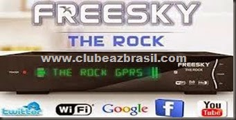 FREESKY THE ROCK