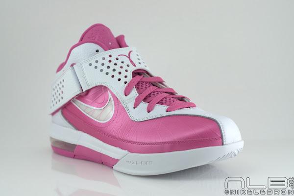 ... The Showcase Nike Air Max Soldier V 5 8220Think Pink8221 ... fd2bd0a84f0a