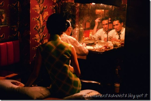 in the mood for love creating the novel