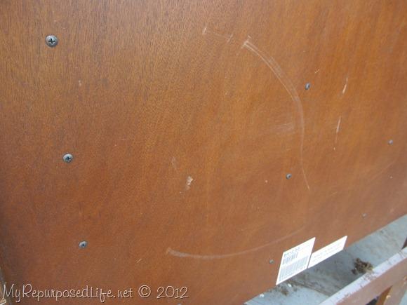 upcycyled headboard chalkboard (2)