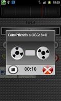 Screenshot of FMRadio Recorder