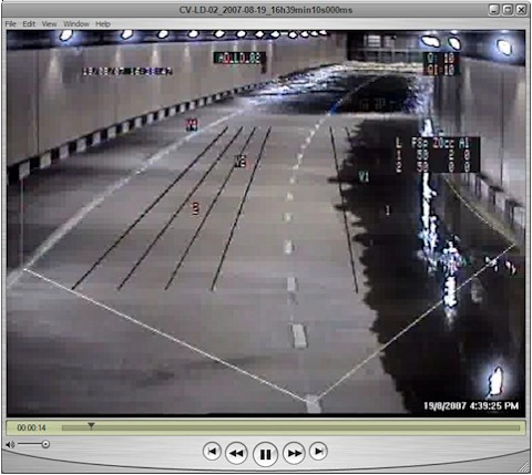 Hầm giao thông kết hợp thoát lũ SMART ở Malaysia