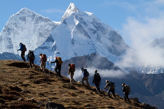 Trekking Himalaya
