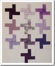RSC13  February Purple Crosses