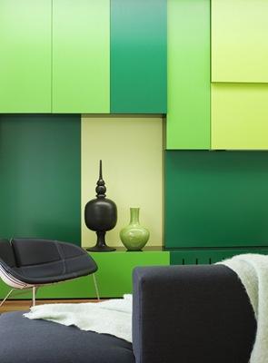 decoracion-color-verde