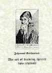 The Art Of Spirits desenho em Cristais