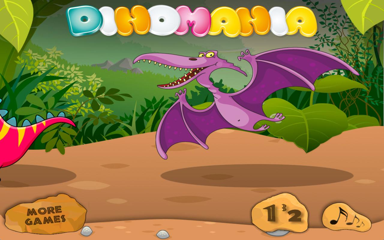 Dinomania - Connect Dots- screenshot
