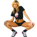 Stacy Keibler Widget icon