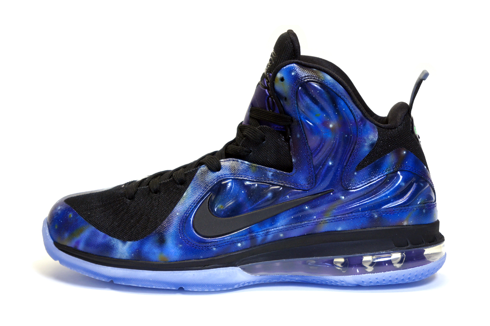 best authentic 0c620 e4657 ... Nike LeBron 9 Galaxy With 8220Penny Wave8221 by C2 Customs ...