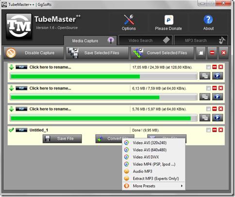 TubeMaster