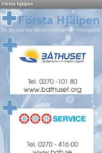 Första Hjälpen- screenshot thumbnail