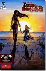 P00012 - Escape from Wonderland #6